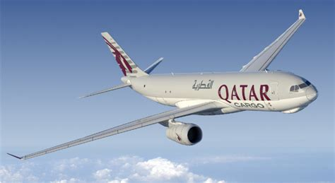 qatar airways to invest in american airlines air cargo week