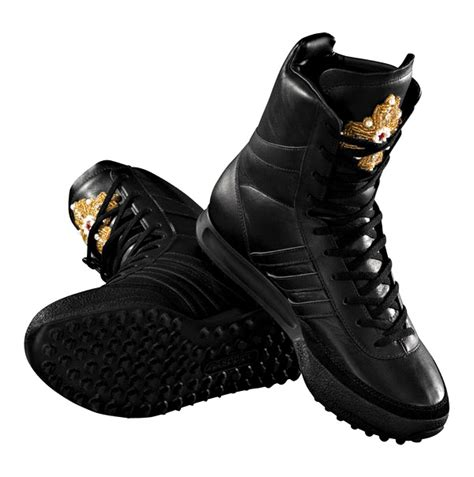 vs adidas combat boots lost in a supermarket