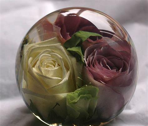 wedding bouquet resin recent commissions flower preservation workshop roses