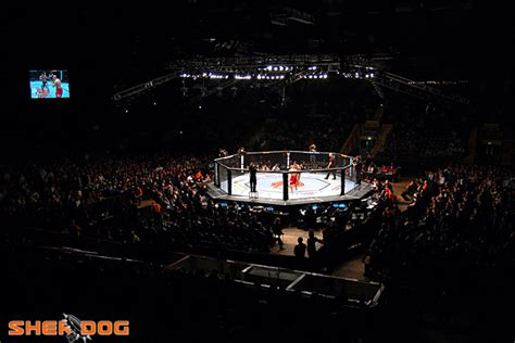 Square Garden Boxing by Sherdog Rewind Clyde Gentry Discusses The Ufc S Beginning
