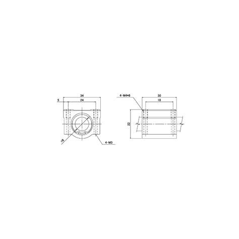 Bearing Sc8uu Linear Bearing linear bearing sc8uu ardushop