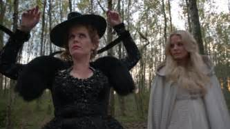 image once upon a time 5x08 birth zelena tied up