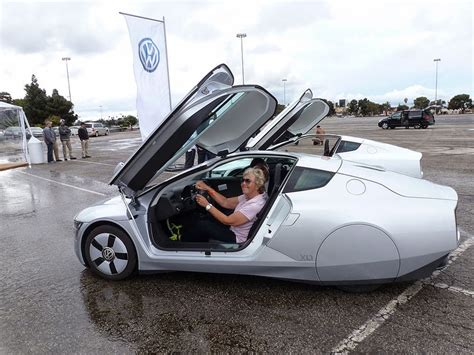 High Mileage Volkswagen by Coogled Volkswagen Launches New Model Xl 1 Worlds
