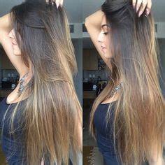 ombr cheeks cabelo longo repicado em v pesquisa google hair cut