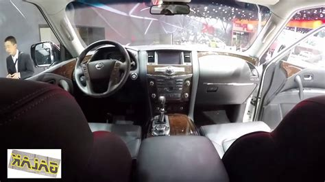nissan patrol nismo interior 2018 nissan patrol nismo interior all new youtube