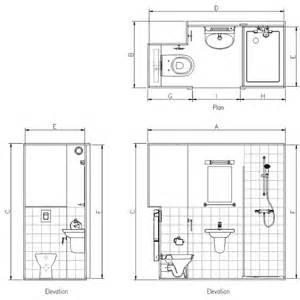 Ada Bathroom Shower Dimensions