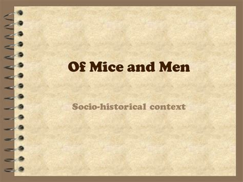 of mice and men section 1 of mice and men section 1 lessons by he4therlouise uk