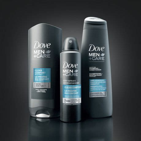 dove men care clean comfort clinical protection dove men care 174 clean comfort non irritant anti perspirant