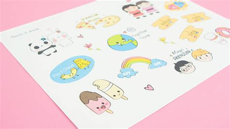 amistad agenda 2017 8408152831 lindos stickers descargables de amistad craftingeek