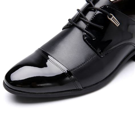Genuine Leather Dress Shoes big size casual genuine leather dress shoes