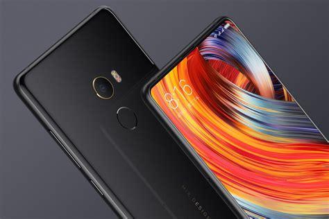 xiaomi mi mix 2 анонс xiaomi mi mix 2 лучший безрамочный смартфон в мире