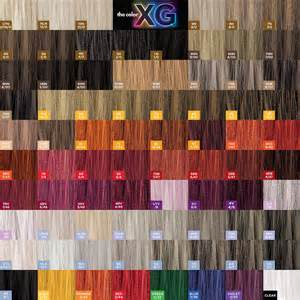 paul mitchell xg color chart pin by haircosmetics and more on paul mitchell