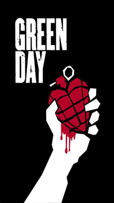 wallpaper iphone green day green day logo iphone wallpapers iphone 5 s 4 s 3g