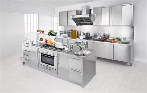 cucine in acciaio inox work station arca cucine italia cucine in acciaio inox