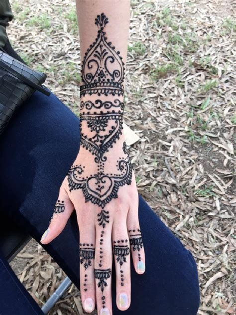 henna tattoo warning alert horrified parent writes warning to all parents