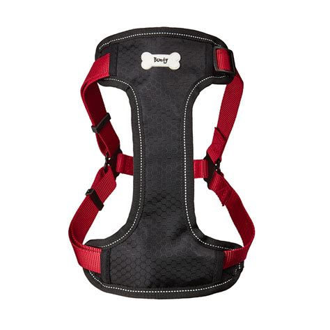 comfortable dog harness bunty soft comfortable breathable fabric dog puppy pet