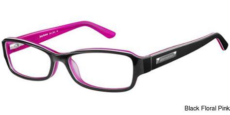 Pink And Black Glasses buy couture 145 frame prescription eyeglasses
