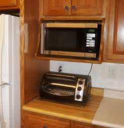 Kitchen Cabinets Microwave Shelf Just An Idea Free Microwave Shelf Plans How To Build A Microwave Shelf Kitchen Remodel