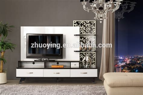 lcd tv showcase furniture design images cheap modern wooden lcd tv stand showcase design living