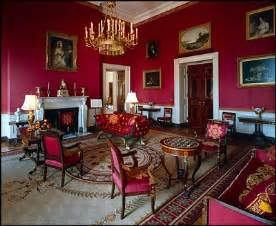 White House Gold Room The Red Room