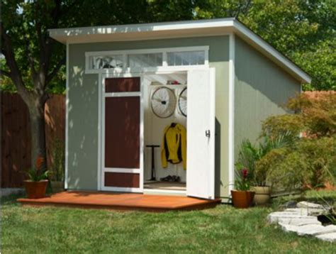 midcentury modern style shed on sale now retro