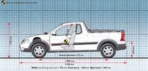 Chevrolet Utility Dimensions Corsa Utility Vs Nissan Np200
