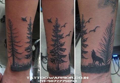 cool tree tattoos 61 remarkably tree designs for the nature
