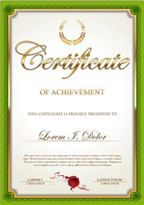 certificate design models free download model of certificate joy studio design