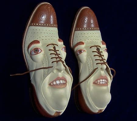 shoes pic shoes with faces
