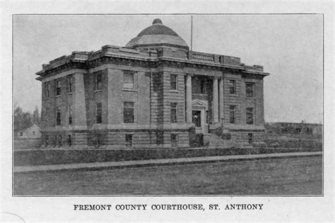 fremont court house fremont county idaho