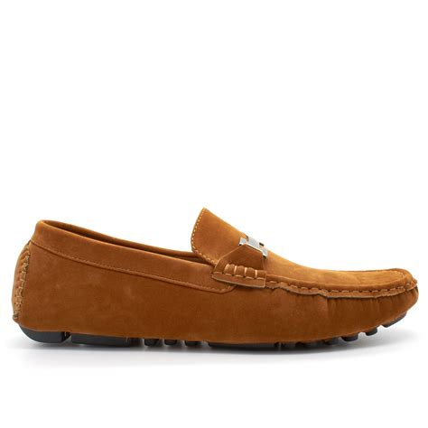 mens suede shoes loafers mens faux suede casual loafers moccasins slip on driving