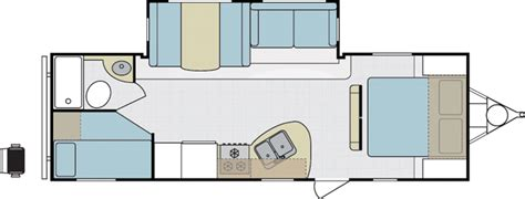 sunset trail rv floor plans crossroads sunset trail reserve 26bh