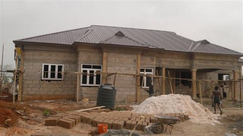 how much to build a 6 bedroom house cost of building a four bedroom bungalow from foundation