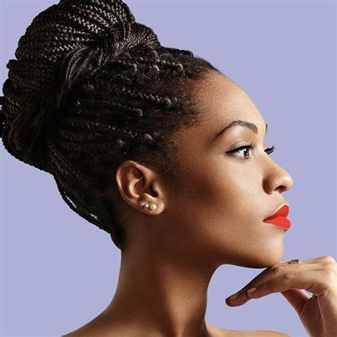 elegant hairstyles for box braids 50 exquisite box braids hairstyles to do yourself