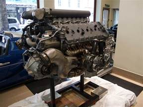 Bugatti Veyron W16 Engine Bugatti Veyron W16 Engine And Gearbox At Hr Owen