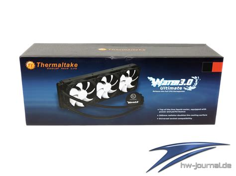 Thermaltake Water 3 0 test thermaltake water 3 0 ultimate hardware journal