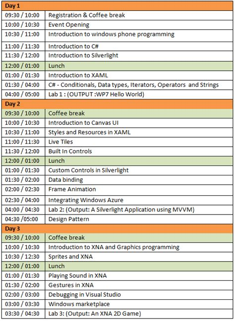 templates for workshop agenda 11 workshop agenda templates 6 best agenda templates