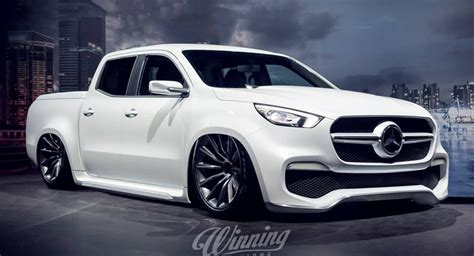 mercedes x class will be on sale in november with a