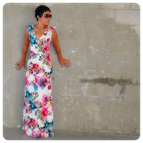 diy watercolor maxi another take on new look pattern diy watercolor maxi another take on new look pattern