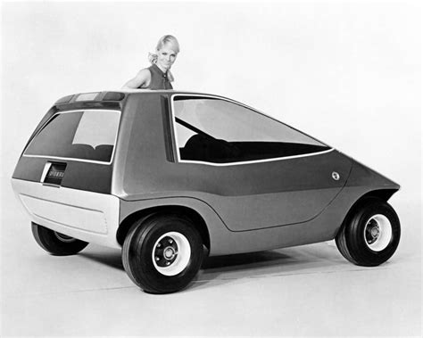what is amercial motor vehicle amc concept electron 1977 concept cars