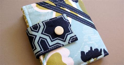 tutorial wallet quality sewing tutorials bi fold wallet tutorial from