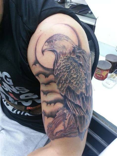 tattoo eagle under arm 10 best eagle arm tattoos images on pinterest arm tattoo