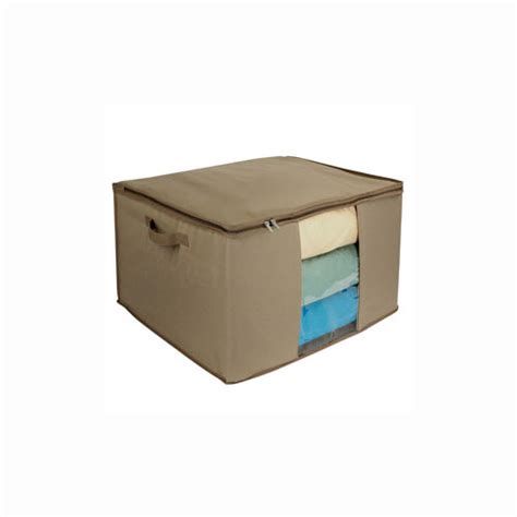 canvas storage containers large canvas storage box cedar in clothing storage