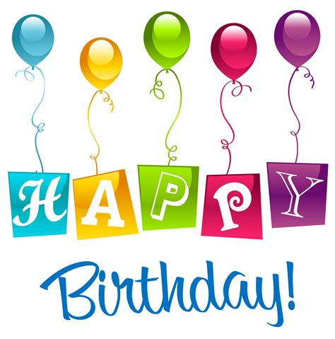 happy birthday clipart happy birthday png clipart picture happy birthday