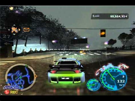 mod game underground 2 nfs underground 2 mod 2011 youtube