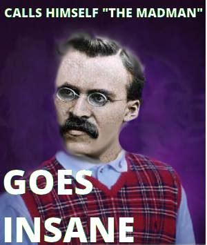 Nietzsche Meme - philosophy memes a a