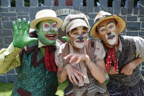wind in the willows botanical gardens the wind in the willows 2016 melbourne
