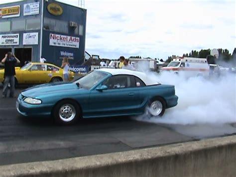 1994 Mustang Gt Auto Quarter Mile by Mustang 0 60 Autos Weblog
