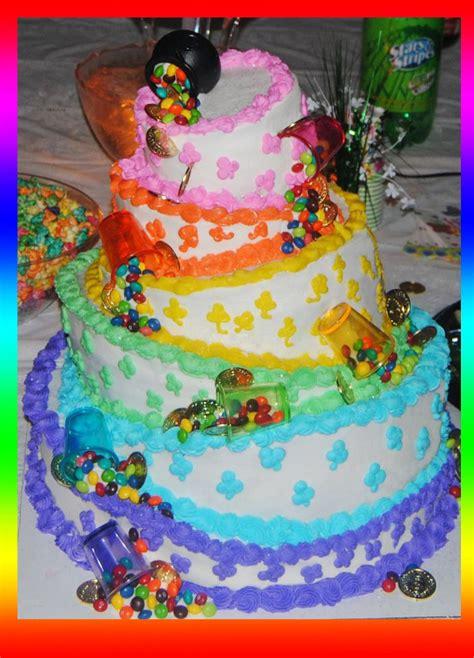Cake Rainbow Decoration by Rainbow Cake Decoration Cake Decor Cake Ideas By
