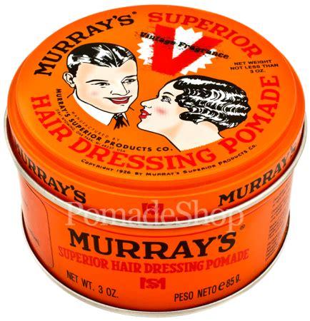 Murrays Superior Strong Hold Pomade murrays superior v tornado vintage